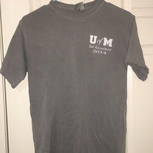 University of Memphis Panhellenic fall recruitment